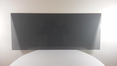 płyta szklana grafit 95x39