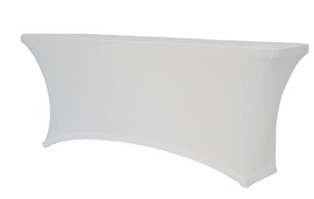 pokrowiec elastyczny biały